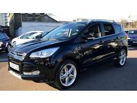 2016 Ford Kuga 2.0 TDCi 180 Titanium X Sport Automatic Diesel Estate