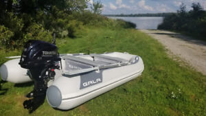 5 YEARS WARRANTY Selling NEW boat GRAND FREESTYLE F330 + MOTOR