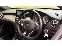 2016 Mercedes-Benz CLA-Class CLA 220d AMG Sport 5dr Tip wit Automatic Diesel Est