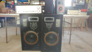 Samaurai speakers