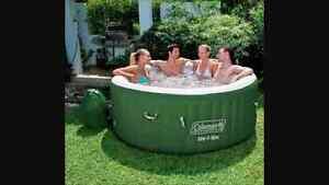 Lay z spa hot tub- tub only