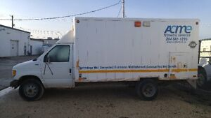 2001 Ford Other F-450 Cube Truck Other