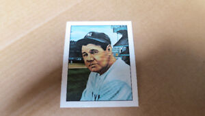 1983 Babe Ruth TCMA 50 Years of Yankee allstars