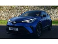 2020 Toyota C-HR HATCHBACK 2.0 Hybrid Dynamic 5dr CVT Auto SUV Petrol/Electric H