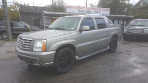CADILLAC ESCALADE EXT PICKUP *** FULLY LOADED *** CERT $9995
