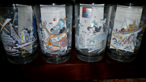 McDonalds 1996 Disney glasses.