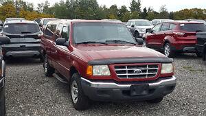 2001 Ford Ranger Xlt Pickup Truck London Ontario image 2