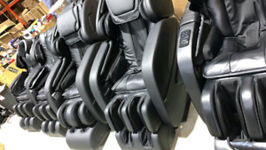THE BEST Shiatsu 3D and 4D Massage Chairs