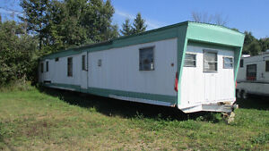 52' Mobile Mobile Home  **** Hunt Camp