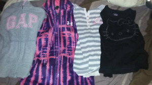 Girls top lot ! Size 7/8 !