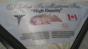 Healthy, firm mattresses(high density)2Queen1Twin for $350