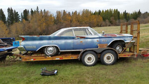 looking for 1960-62 chrysler parts car or parts PAY UPTO $1000