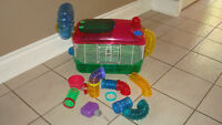 Hamster Cage Lot with Accessories