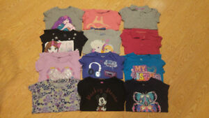 Girl's Summer Clothes & Dresses (Size 7)