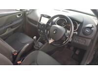 2015 Renault Clio 1.2 16V Dynamique Nav 5dr Petrol black Manual