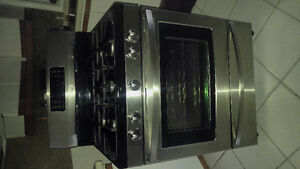 Stainless steel kenmore appliances 5 burner with convection gas) Kitchener / Waterloo Kitchener Area image 1