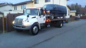 Towing service's best rate's intown guaranteed,daily to Calgary!