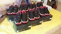 TRADE jordan 11 bred low size 8 or 8.5 or 9 for trade size 11