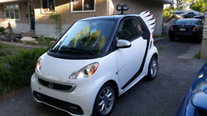 2015 Smart Fortwo Passion 30000 km