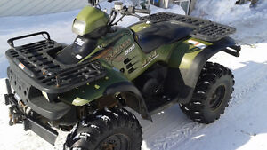 Polaris Sportsman 500 1997
