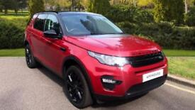 2015 Land Rover Discovery Sport 2.0 HSE Black Auto - Fixed Pan Automatic Diesel