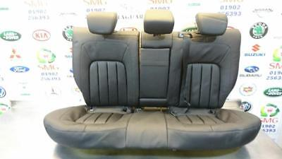 MERCEDES X218 CLS 350 REAR FOLDABLE FULL LEATHER SEATS SEAT