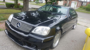 FULLY LOADED TWO COUPE MERCEDES BENZ 1998..... IN MINT CONDITION