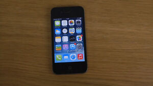 IPHONE 4S 16GB $80 *ROGERS/CHATR* MINT CONDITION