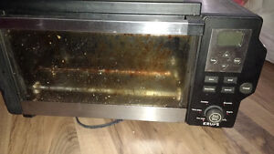 Krups convection toaster oven only 20$