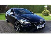2017 Volvo V40 D2 (120) R DESIGN Pro with Sen Manual Diesel Hatchback