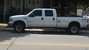 2006 Ford F-350  turbo diesel