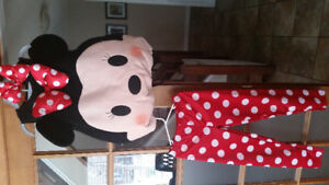 Disney store Minnie Mouse costume size 7/8