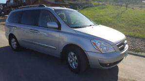 2007 HYUNDAI ENTOURAGE LOW KM!!!