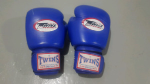 Gants boxe muy thai Twins Special 16 oz