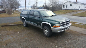 2003 Dodge Dakota Slt Pickup Truck 4x4