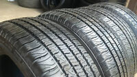 ***SET of 4*** 225/60R16 Michelin Hydroedge ~~~ 99%tread