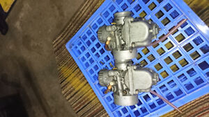 Mikuni carbs just pulled from mxz