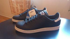 Adidas Stan Smith, noir/black, NEW/NOUVEAU w/tags