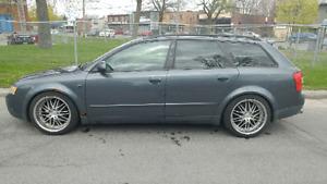 Rare 2002 Audi A4 Avant Sport