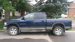 2003 Dodge Ram 1500 with Extended Cab