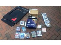 PSP, PS1 and PS2 Various - Consol, Games, Memory Cards