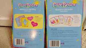 Brand New Care Bears Card Games Kitchener / Waterloo Kitchener Area image 2