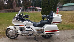 50th Anniversary Honda Gold Wing
