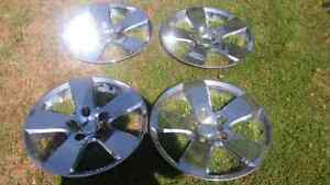 "20"" chrome wheel covers"