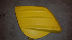 Clutch cover from 2000 MXZ 700