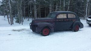1940 2 door sedan