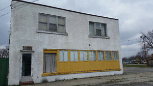 Commercial property for sale-excellent location-many uses
