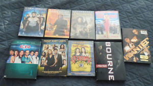 Various movies for sale
