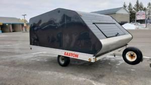 2010 Easton snowmobile trialer