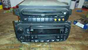Dodge cd and DVD player